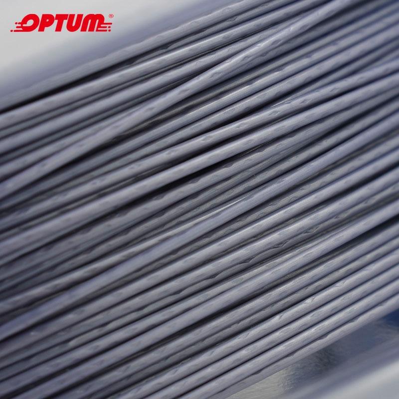 OPTUM ROUGH X PROFILE Tennis Racket Strings Polyester Alu Power Rough 125 200m/reel