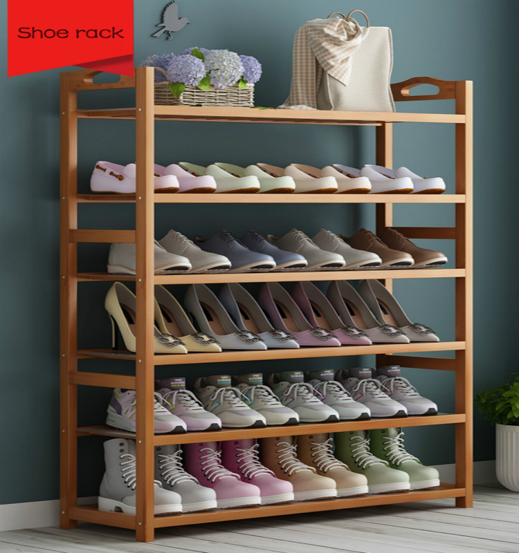 Simple Shoe Rack Dormitory Home Multi-story Economy Solid Wood Shoe Cabinet Bamboo Shoes Shelf Zapatero Organizador De ZapatosSimple Shoe Rack Dormitory Home Multi-story Economy Solid Wood Shoe Cabinet Bamboo Shoes Shelf Zapatero Organizador De Zapatos