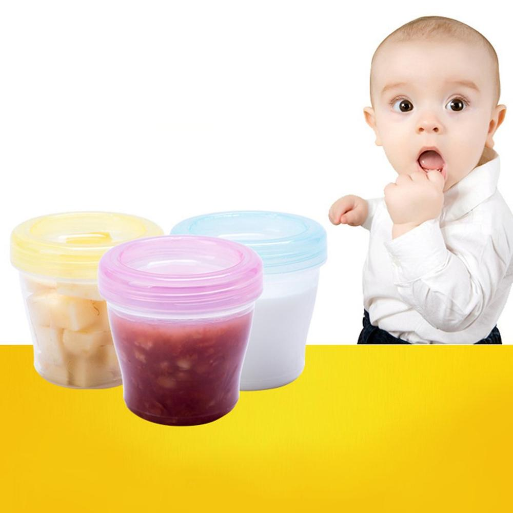 Snack-Cup Portable Children's Food-Supplement Baby