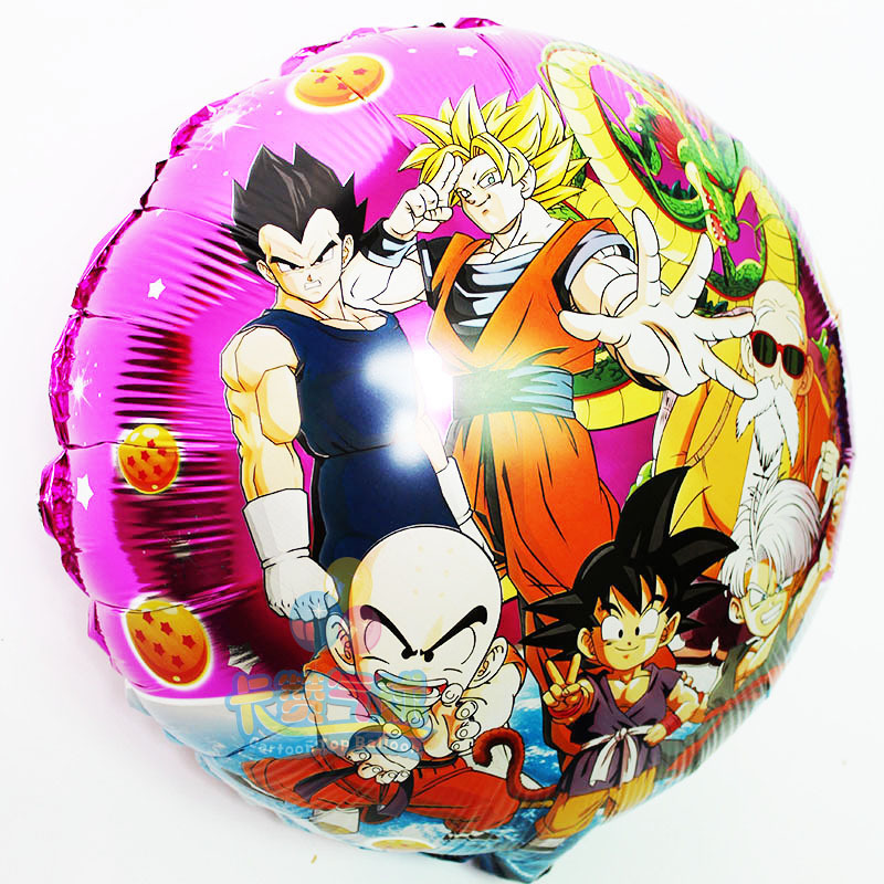 Dragon Ball Z Party Decorations Cool Birthday Supplies Buscar Con Google DB 32