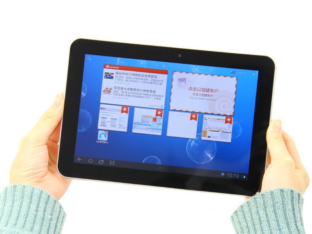Samsung Galaxy Tab 8.9 inch P7300 3G+WIFI Tablet PC 1GB RAM 16GB ROM Dual-core 6100 mAh 5MP Camera Android Tablet