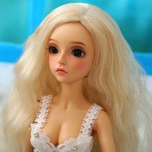 Fairy land – poupée Minifee cygnne 1/4 MSD BJD, corps de fille avec maillot de bain, jouets cadeau pour filles