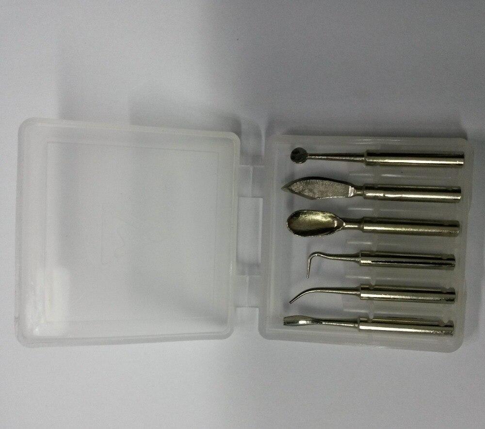 zobārstniecības elektrotīkls ar digitālo / zobārstniecības - Mutes higiēna - Foto 4
