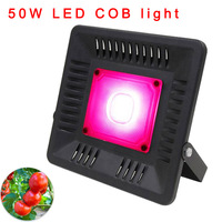 50W LED COB Grow Light plants flower Red Hydroponics Vegetable Full Spectrum Growing for indoor greenhouse Tent room garden