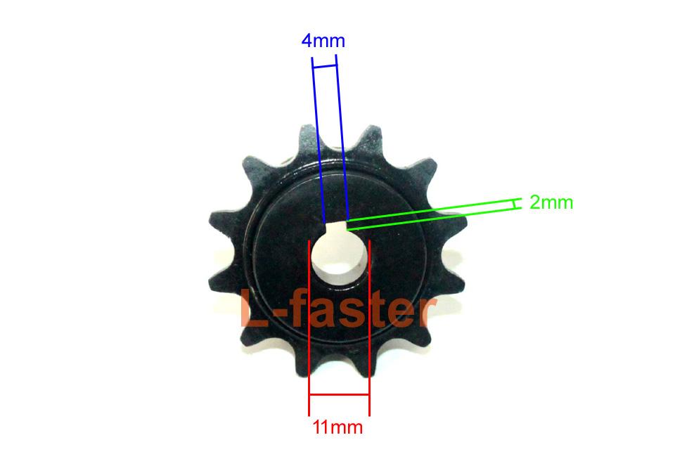 MY1016Z motor freewheel 12T -3-a