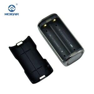 Image 3 - Original HCIGAR PANZER Vaper Mod für Dual 18650 Batterie TC/TCR/VW Elektronische Zigarette 7 222W box Mod