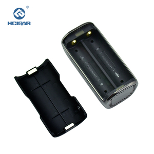 Image 3 - Oryginalny HCIGAR PANZER Vaper Mod dla podwójnej baterii 18650 TC/TCR/VW elektroniczny papieros 7 222W box Mod
