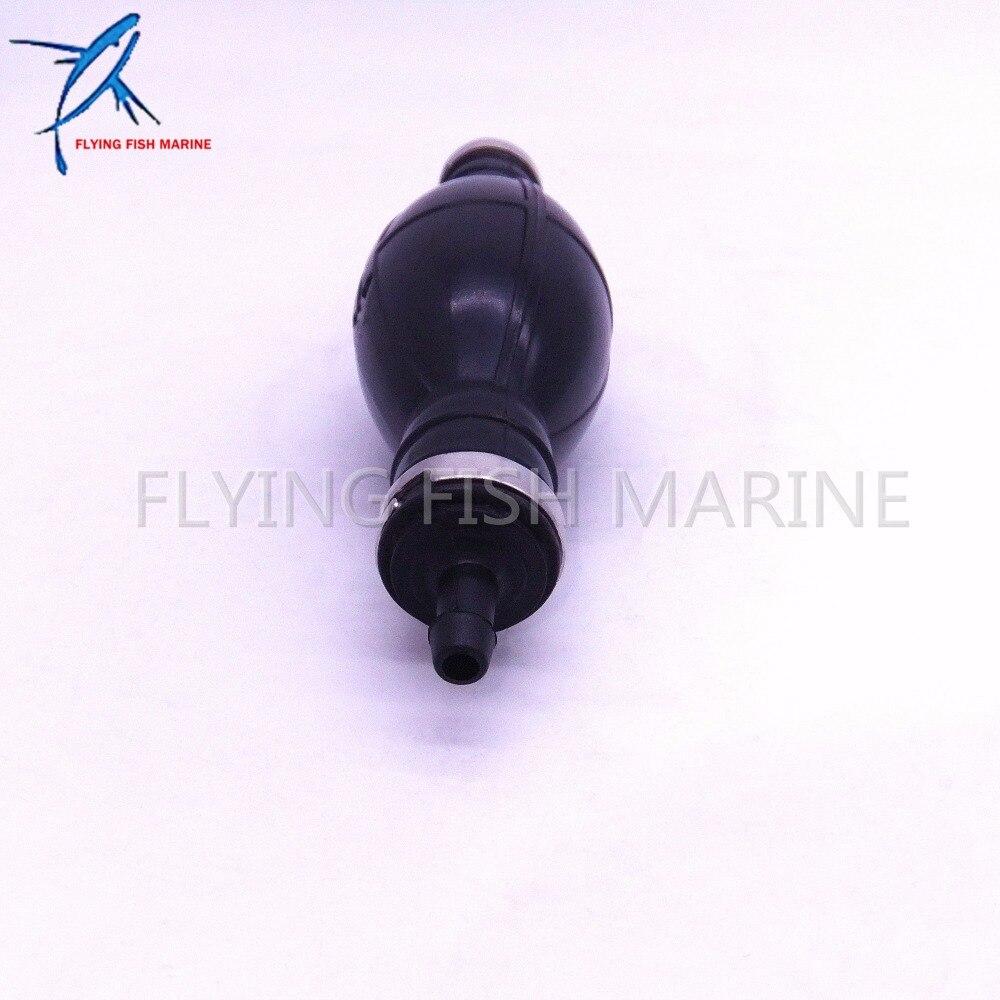1 4 Fuel Primer Bulb assy for Yamaha Outboard Motor Fuel line Hose Pipe 6mm Marine 1 4 fuel primer bulb assy for yamaha outboard motor fuel line hose
