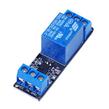 Hot Sale 1 Channel Relay Module 5V Isolated Coupling For Arduino PIC AVR DSP ARM Free shipping