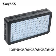 Best Black KingLED LED Grow Light 300W /600W/ 1000W / 1500W/ 2000W Full Spectrum for Indoor Plants Veg and flower High Yield.
