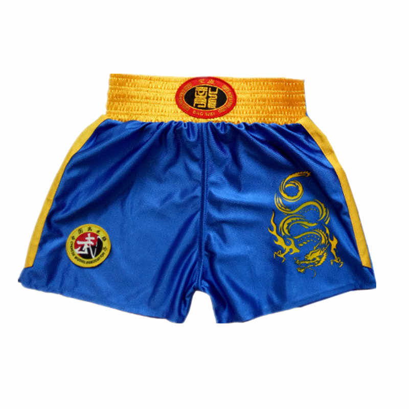 MMA Tinju Celana Celana Pendek Celana Pendek Gratis Celana Tempur Sanda Tinju Muay Thai Melawan Untuk Pria Wanita Anak-anak
