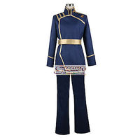 DJ DESIGN 07 Ghost Military Academy Uniform COS Clothing Cosplay Costume