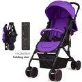 0~36 months baby 2016 baby stroller light folding portable travel car umbrella pocket bike pocket stroller