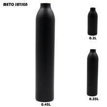 РСР ВВС Пейнтбол гПа бутылки цилиндр воздуха 0,2 л/0,35 Л/0,45 Л бак 300bar 4500psi М18*1,5 резьба алюминиевый сплав 6061 TAK001