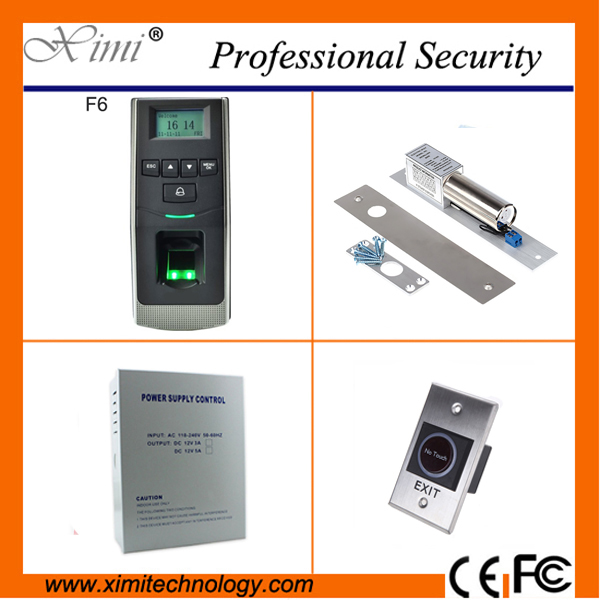 Standalone biometric access control with linux system 500 fingerprint users free softwar ...