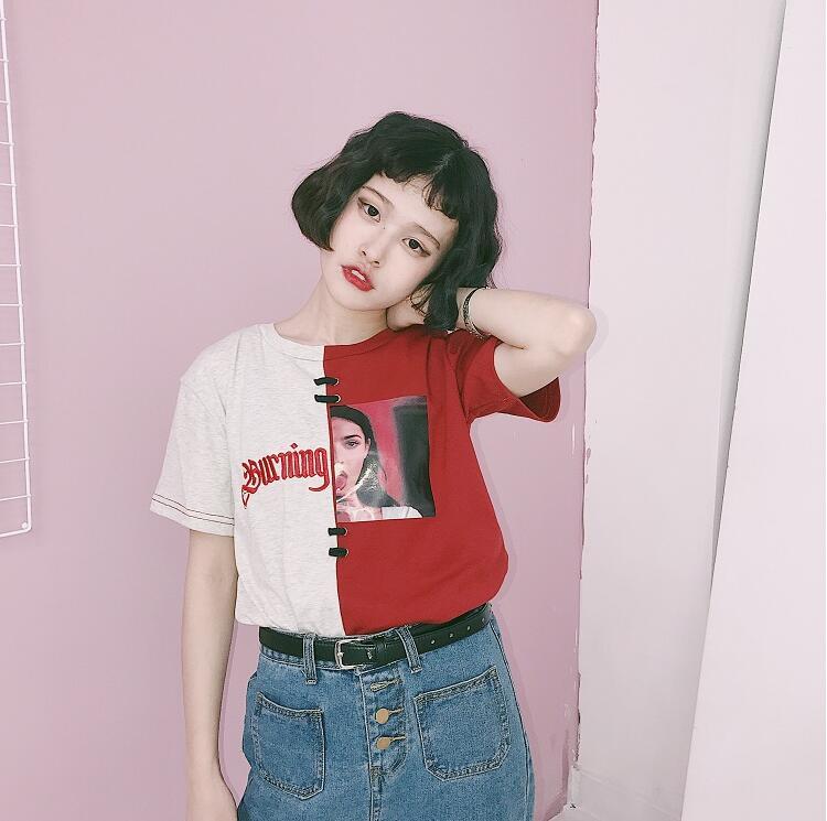 HTB1RcpOQVXXXXXMXXXXq6xXFXXX9 - Red/Black Burning Passion T shirt PTC 121