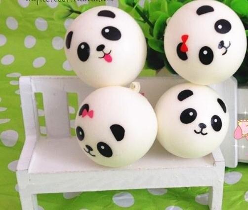 6 см каваи панда пара мягкими Подвеска для мобильного телефона/сумка Шарм/телефон ремни/сумка Подвеска