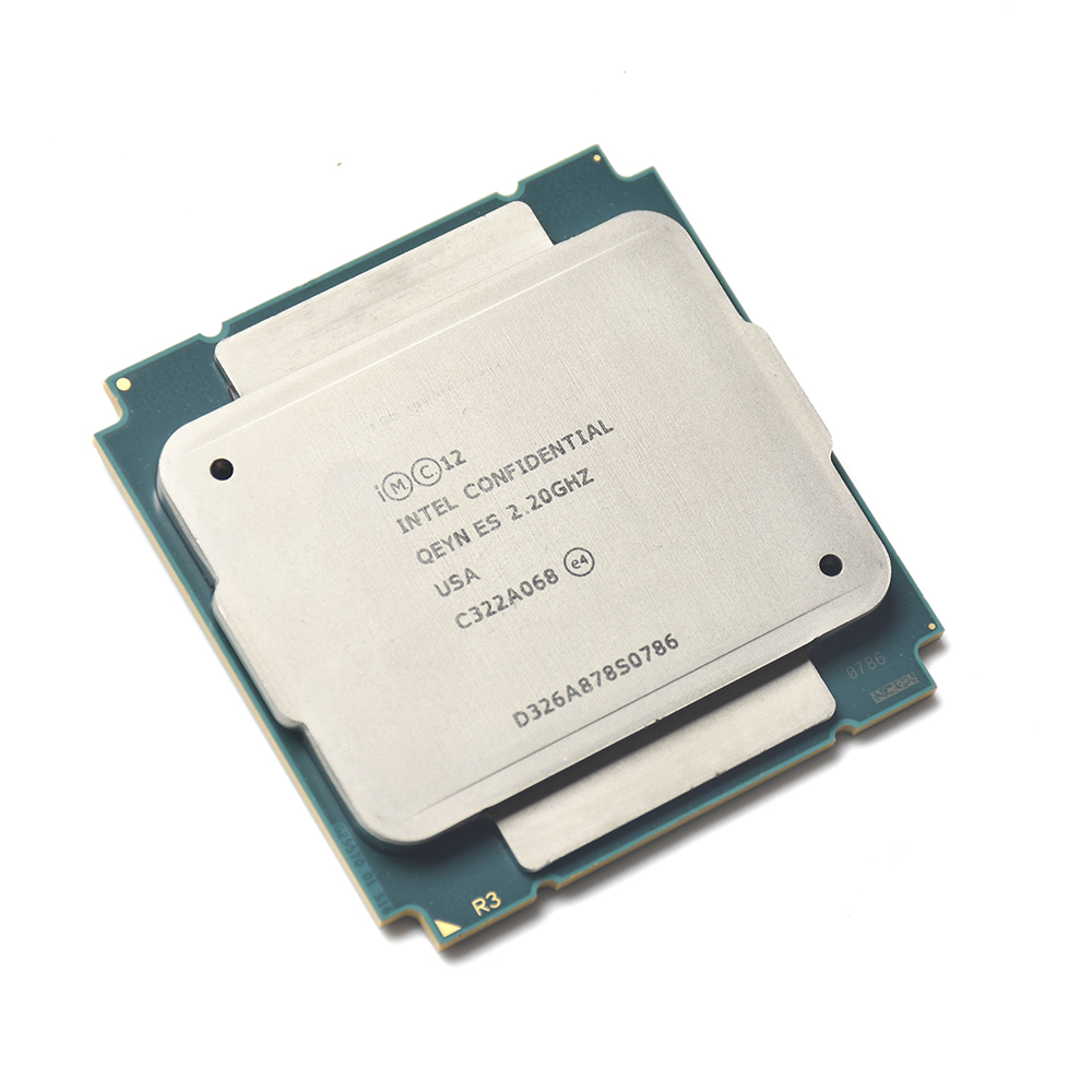 Intel <font><b>Xeon</b></font> server QEYN ES engineer sample of <font><b>E5</b></font>-2650V3 ES version QEYN 2.20GHZ 105W 10-CORE 25M <font><b>E5</b></font>-<font><b>2650</b></font> <font><b>V3</b></font> LGA2011-3 processor image