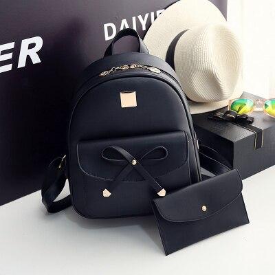alta qualidade mochila preta Modelo Número : B53823