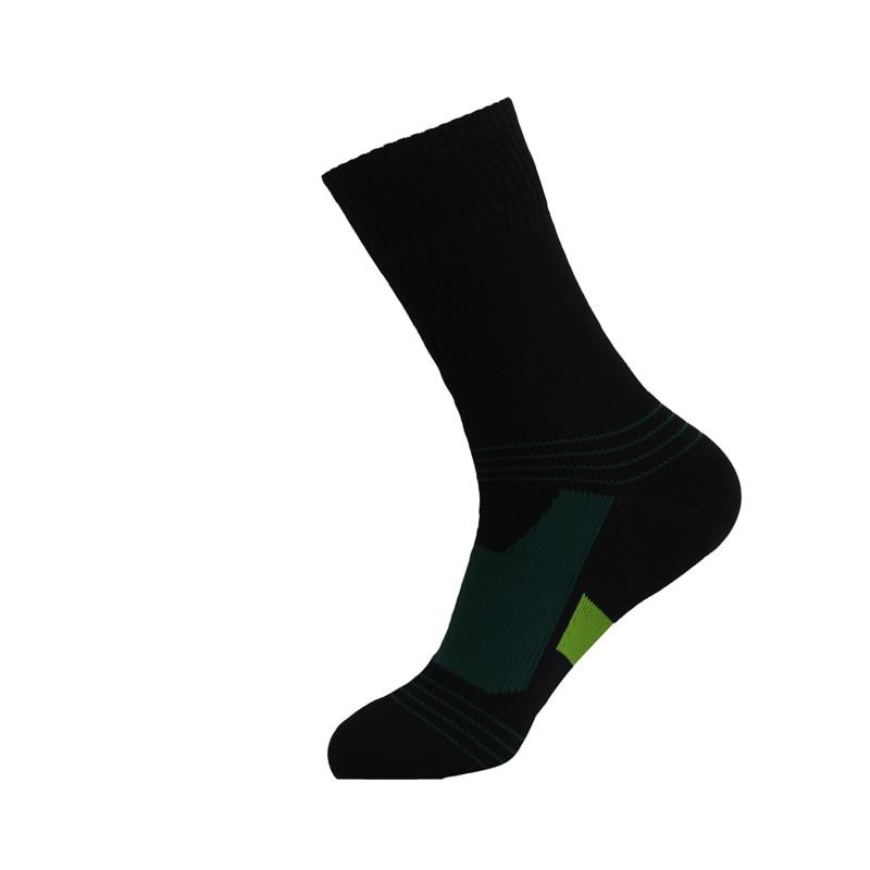 SGS Men Waterproof socks Breathable Sock Winter Snow Warm Trekking Sock