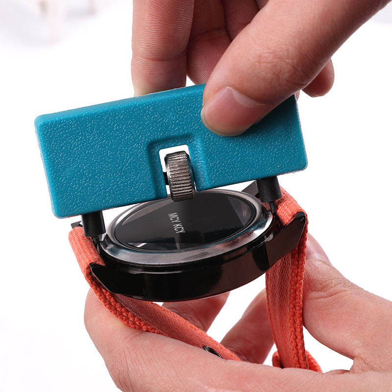 Watches Ambitious Adjustable Watch Opener Back Case Press Closer Remover Two Feet Opening Screw Wrench Watchmaker Tools Big Clearance Sale