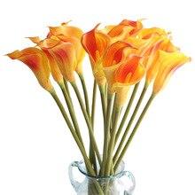 Artificial Flower Horseshoe Lacquer Simulation Bouquet Home Decoration Wedding Christmas Fake
