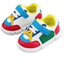Малыш обувь для мальчиков и девочек белые туфли без каблука кроссовки дышащая удобная обувь из сетчатого материала детская обувь вулканизированной Y3