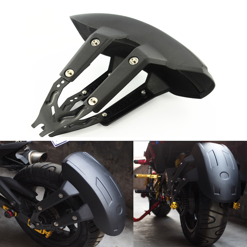 Motorcycle Fender Rear Cover Motorcycle Motorcross Back Mudguard Sandboard For MSX125 Small Monster CB190