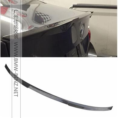 M4 Style For F32 Spoiler Carbon Fiber Material 4 Series Coupe F32 Carbon Spoiler 2 Door 2014 2015 2016 - UP 420i 428i 430i yandex w205 amg style carbon fiber rear spoiler for benz w205 c200 c250 c300 c350 4door 2015 2016 2017