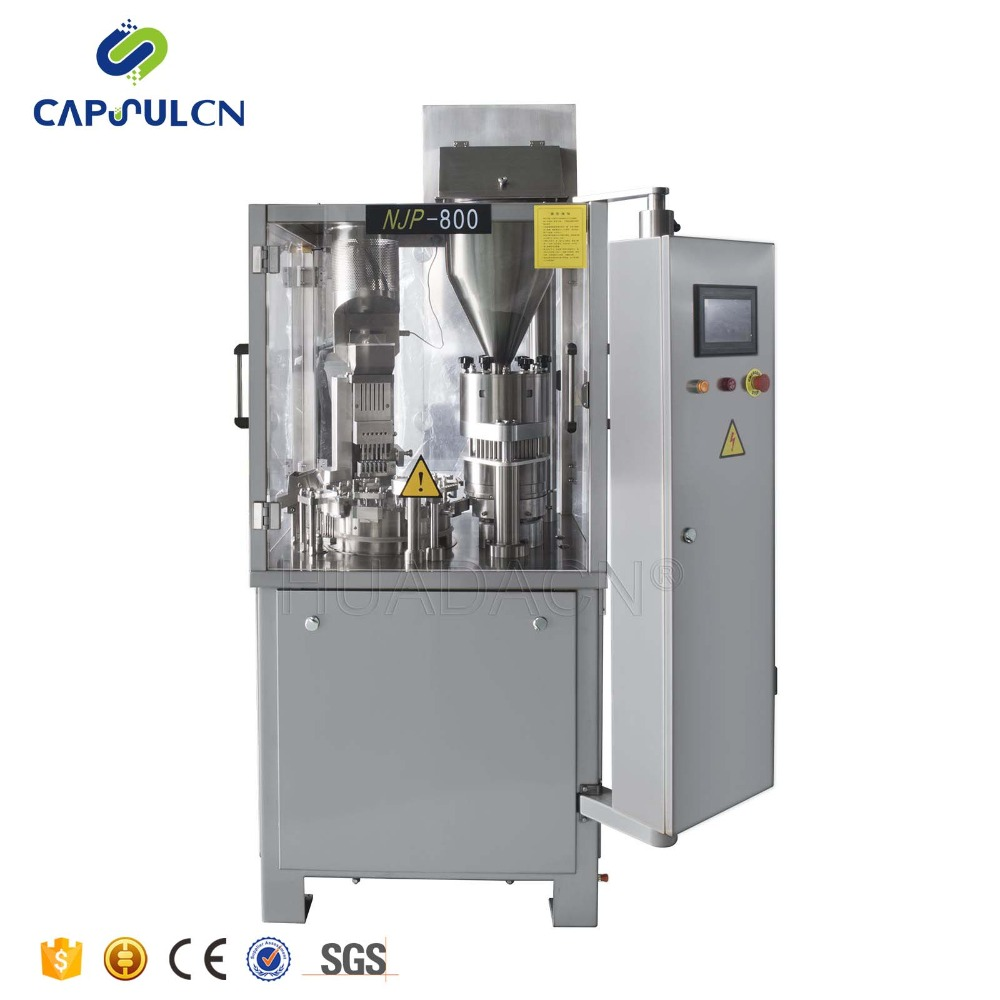 (NJP-800C)Small Size Fully Automatic Capsule Filling Machine