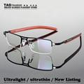 2016 TAG marca de moda armações de óculos das mulheres dos homens/óculos de armação de óculos de Memória óculos de computador óculos de proteção anti radiação TH3823