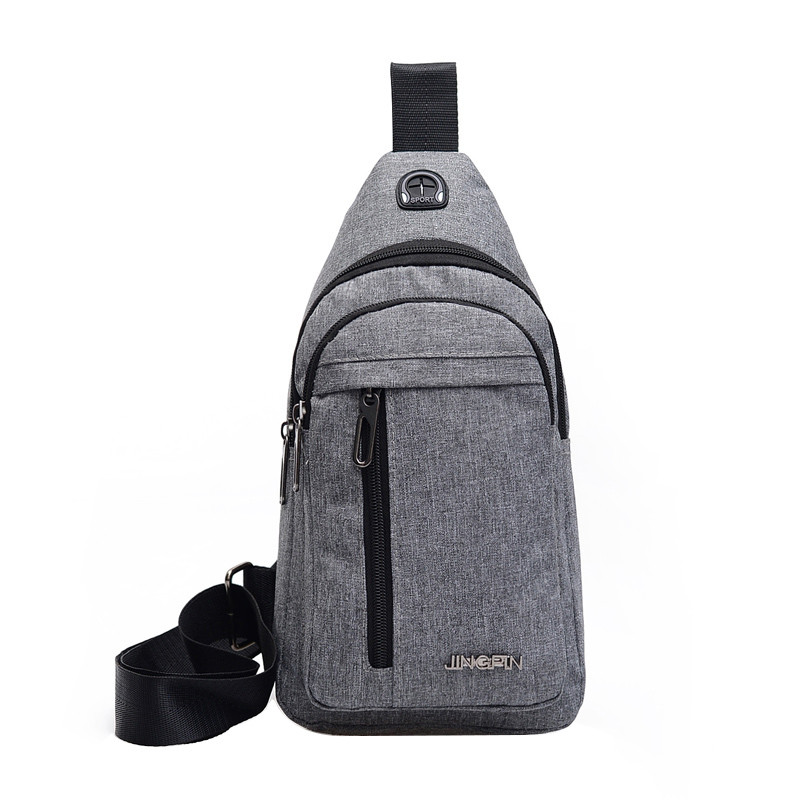 shoulder bags for men sacoche homme Men Small Bag Wild Messenger Bag Fashion One Shoulder Plaid Chest Bag erkek cantalari /0.7(China)