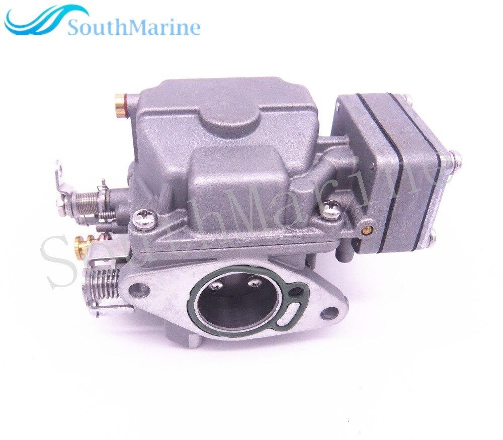 Лодочный мотор карбюратор карбюратор в сборе файлы 3G2-03100-2 файлы 3G2-03100-3 файлы 3G2-03100 для Ниссан Тохатсу 9.9 л. с. 15 л. с. 18 л. с. Н М9.9D2 M15D2 M18E2