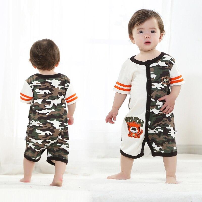 tigru camo baby romper băieți îmbrăcăminte set camuflaj - Haine bebeluși