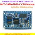 MCC-SAMA5D36-C CPU Module,536MHz SAMA5D36 Series ARM Cortex-A5 Processors,512M DDR2 SDRAM,256MB Nand Flash, 4MB Data Flash, 64KB