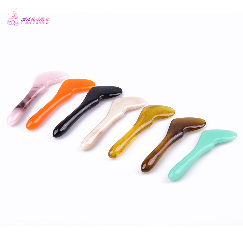 HIMABM ABS massage stick wands for acupuncture acupoint treatment wrinkle crow's feet reduction face healing