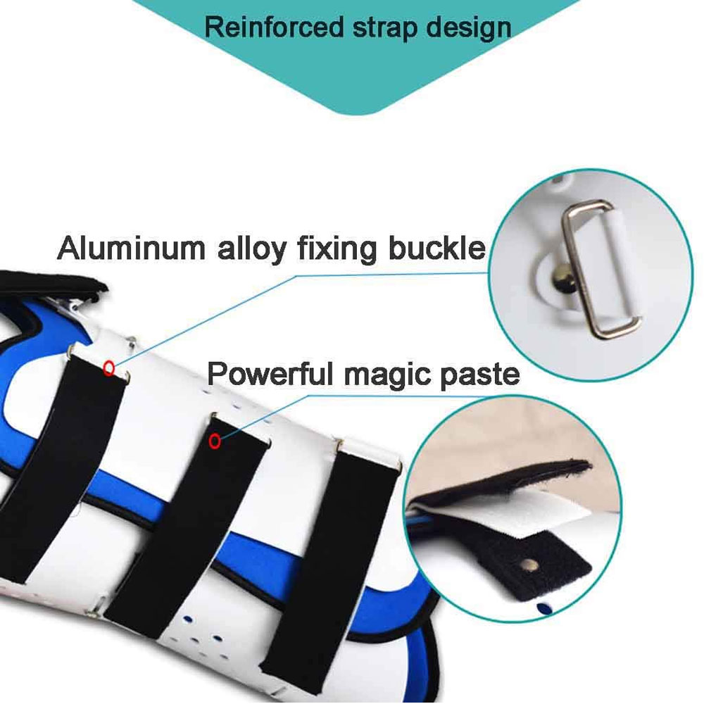 Image 4 - 1Set Airbag Back Support Comfortable Back and Shoulder Brace for Men and Women   Medical Device Fracture Postoperative-in Braces & Supports from Beauty & Health