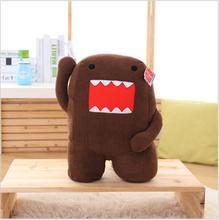 27cm domokun funny domo-kun doll children novelty item creative gift the kawaii domo kun plush toy for baby kids  w04