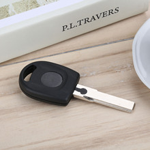 Remote Car Key Blank Shell Transponder Case HU66/HAA With ID48 For Volkswagen Beetle Bora Fox Golf Passat Polo Quantum