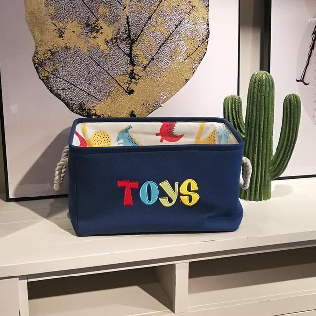 Dinosaur Toys Storage Basket