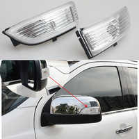 LED Rear View Mirror Signal Light For Ford Everest Ranger 2012 2013 2016 2017 Car-styling Side Rearview Mirror Turning Lamp