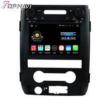 Quad Core Android 5.1.1 Car DVD Stereo For F150 2012-2013 With GPS Radio Multimedia Free Map Wifi Bluetooth Free Shipping