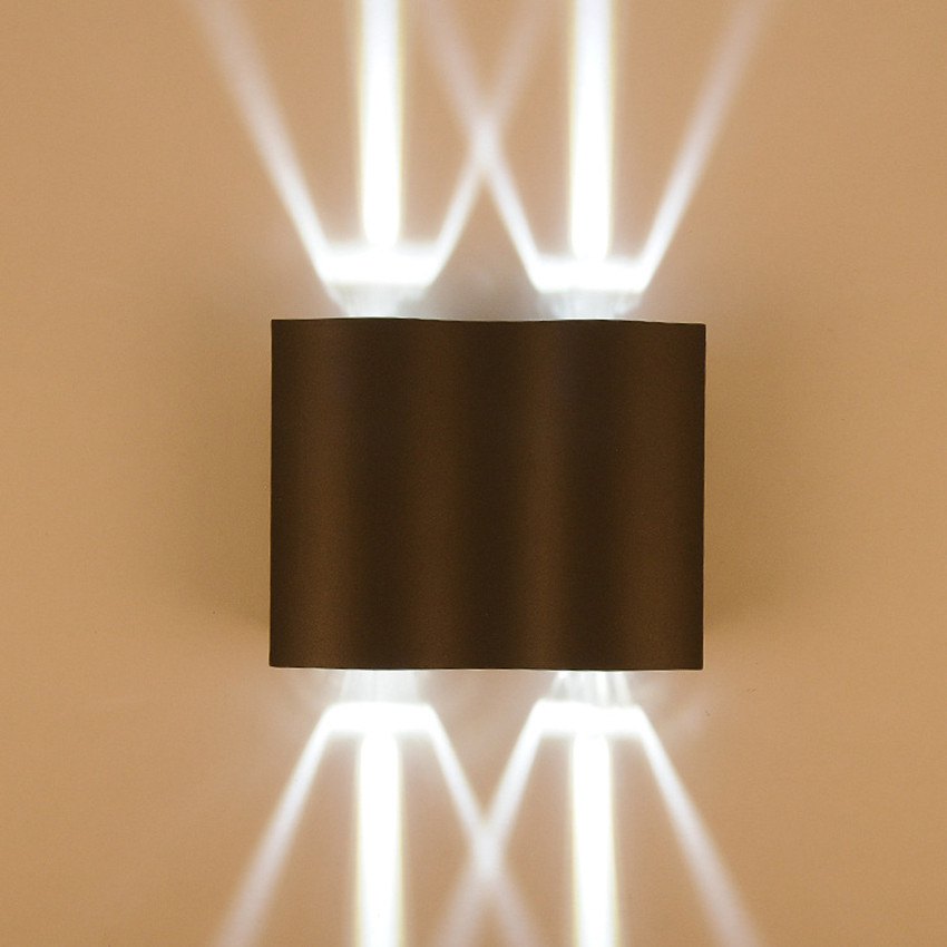 Modern 12W LED Outdoor Waterproof Wall Lamp Home Decorative Lighting Wall Sconce Porch Garden Wall Light LED Wall Lamps BL68