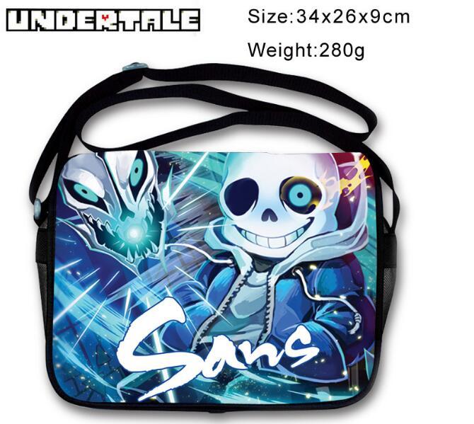 Game Undertale Messenger Shoulder Game Bag Satchel Student Computer Shoulder Bag Gift