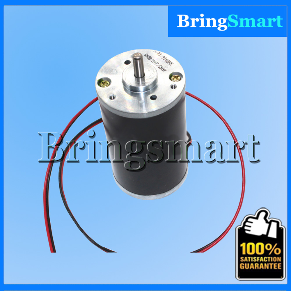 Wholesale 12V Dc Tubular Motor 24V DC High Speed Motor With Low Noise Micro Motor Electric For Bringsmart Free Shipping 2pcs dc3 7 4 2v 716 7 16mm micro diy helicopter coreless dc motor with propeller great torque high speed motor free shipping