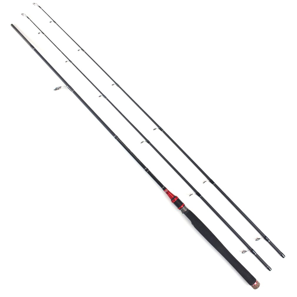 Yolo Distance Throwing Rod Carbon Durable Portable Closed Length Telescopic Pole Saltwater Casting Sea Fish Equipmment