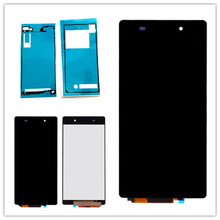 JIEYER 5.2 inch For Xperia Z2 D6502 D6503 D6543 L50W LCD Display Digitizer Touch Screen Panel Assembly