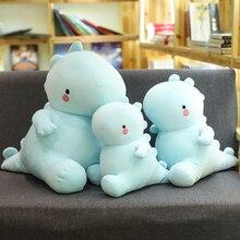 Kawaii Dinosaur Plush Toys Stuffed Soft Animal Doll for Children Baby Kids Cartoon Toy Classic Gift Birthday Present