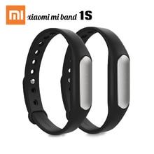 Xiaomi Mi band 1 S Смарт Браслет фитнес-трекер часы SmartBand Pulsera actividad в наличии 100% оригинал