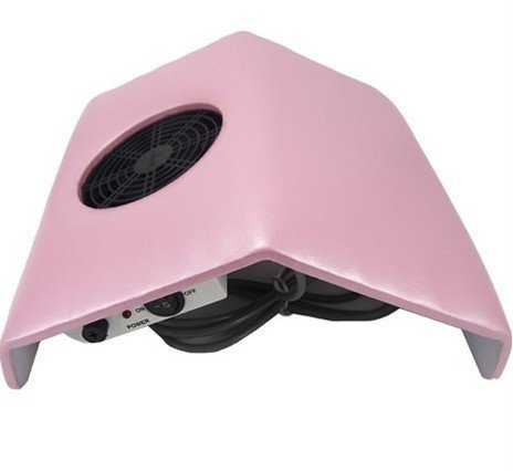 220V Nail Dust Collector machine and 3 bags Pink Color+ Free Shipping
